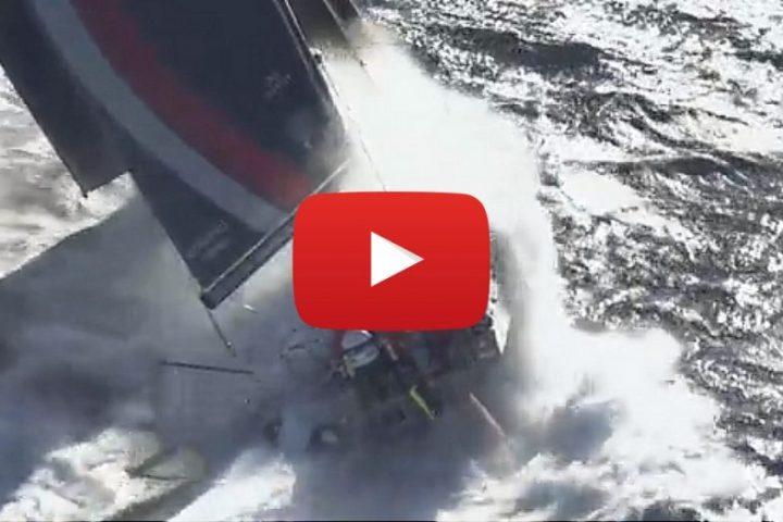 start Leg 2 Volvo Ocean Race