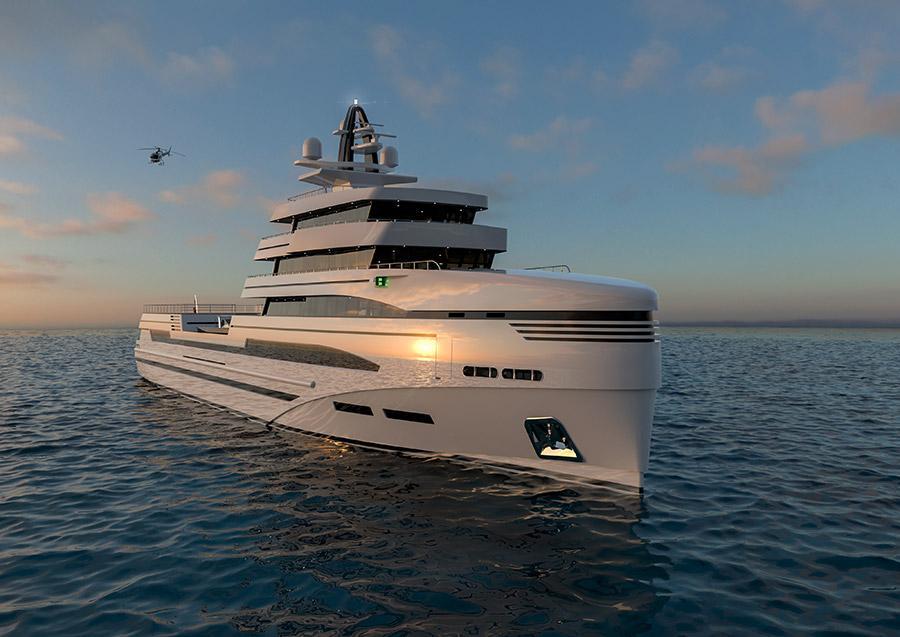 Spadolini-Rosetti-85-supply-vessel