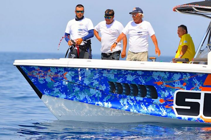 bluefin tuna catching