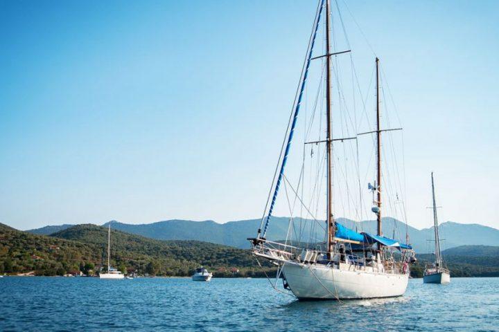 Greece boat exchange