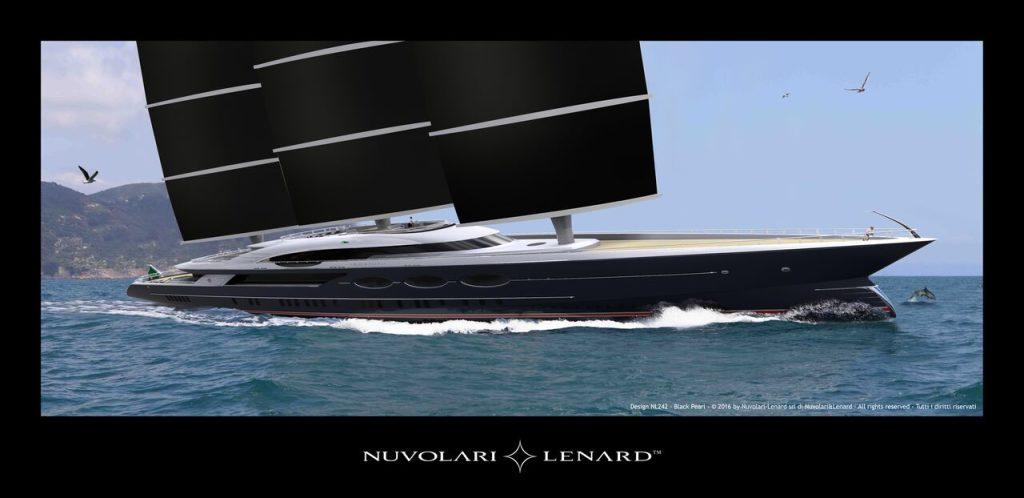 Black Pearl Nuvolari-Lenard