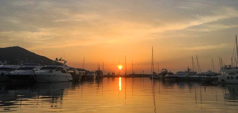 Ariman life raft test dawn