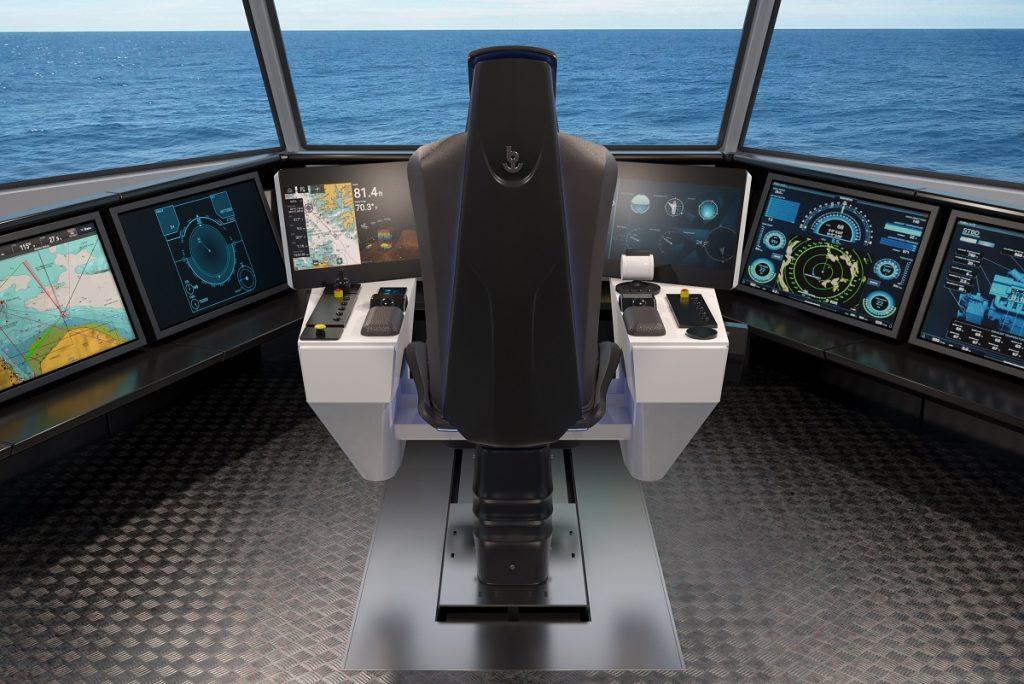 Besenzoni-P400 Matrix helm seat-Versilia Yachting Rendez-Vous