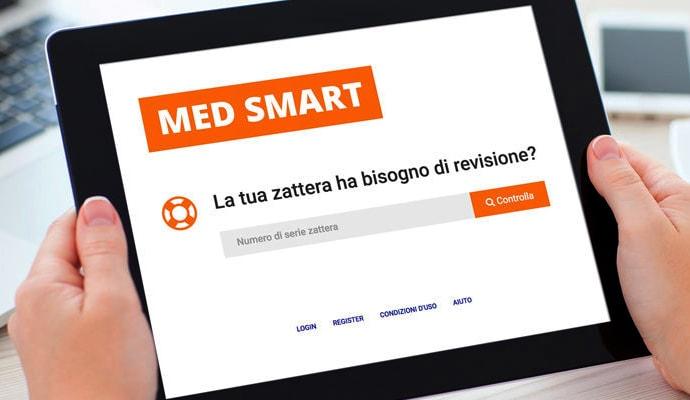 Med Smart, Web App of Med SpA