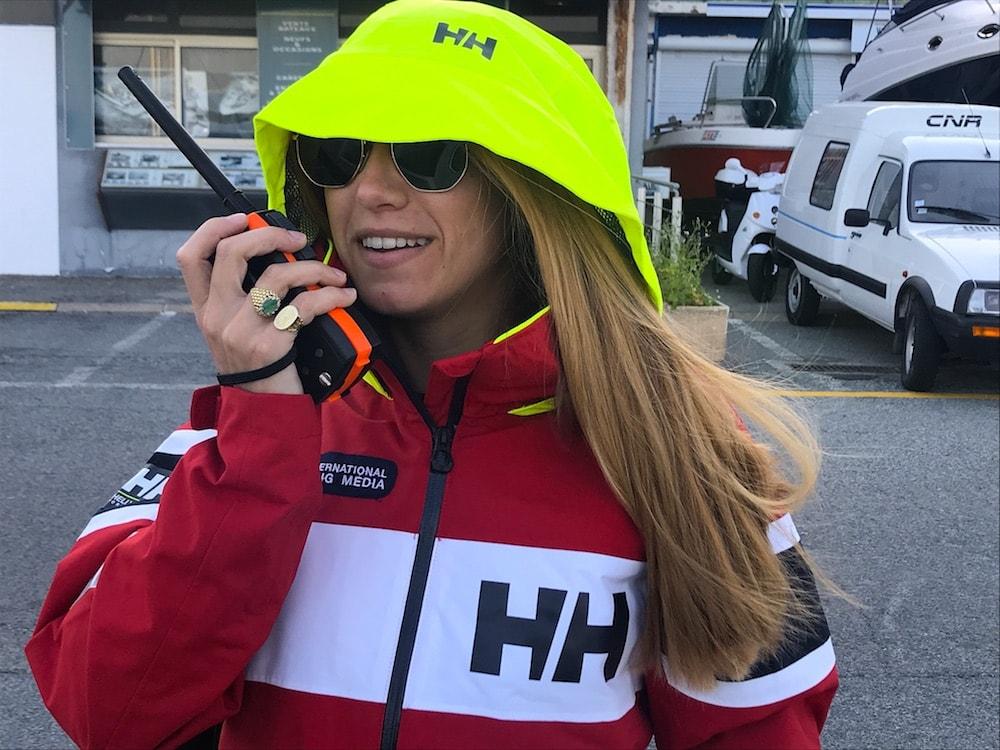 Micol Forzano, Helly Hansen