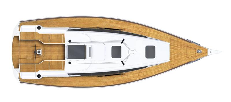 jeanneau-sun-odyssey-319-deck layout