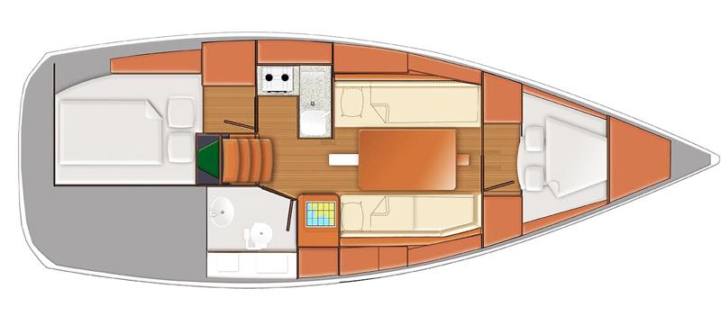 jeanneau-sun-odyssey-319-interiors