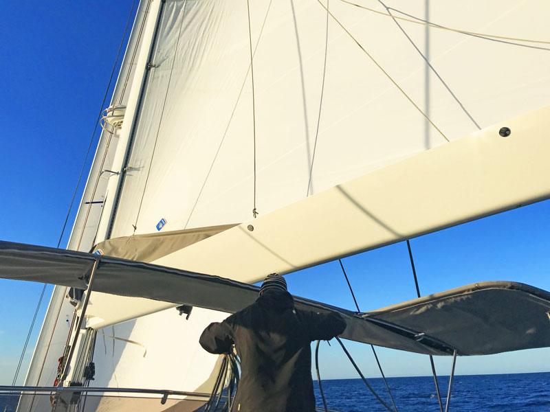 Privilege 6 sailing plan