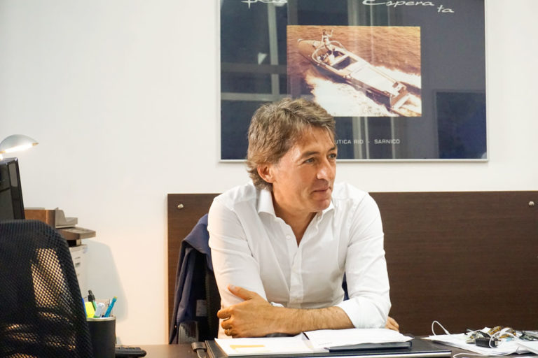 Maurizio Micillo Rio Yachts