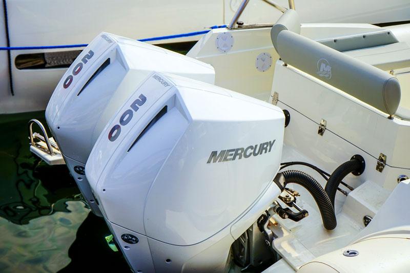 Mercury Marine outboards