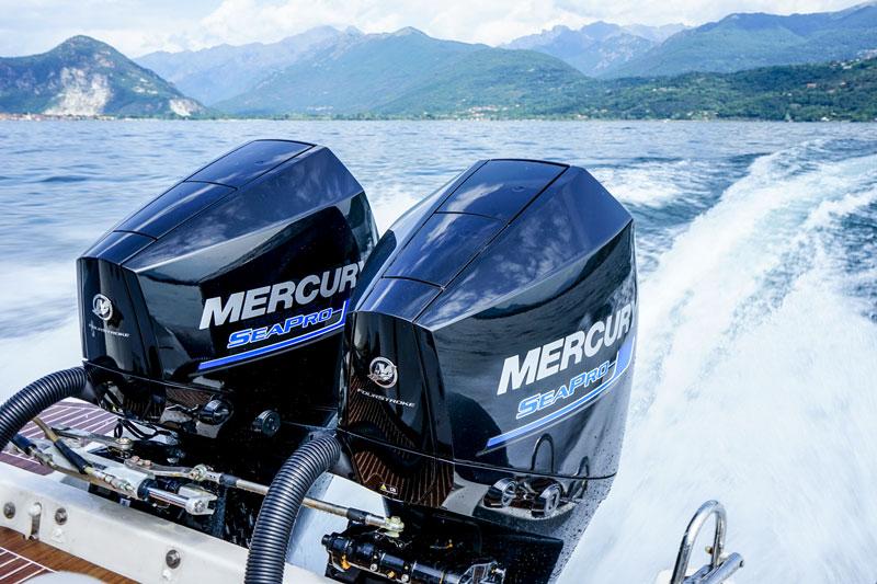 Mercury SeaPro 200 V6 Test