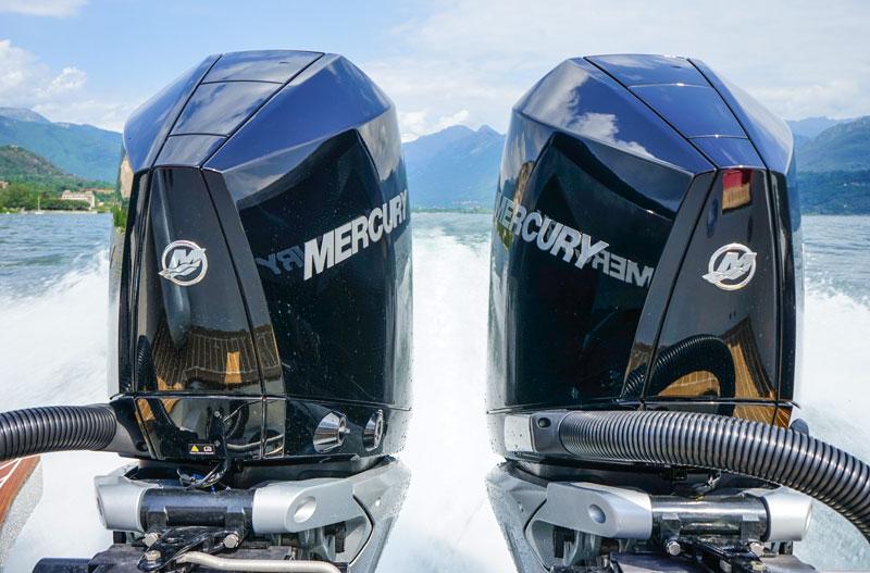 Mercury Verado 300 V8 engines
