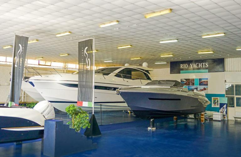 Rio Yachts Center Napoli