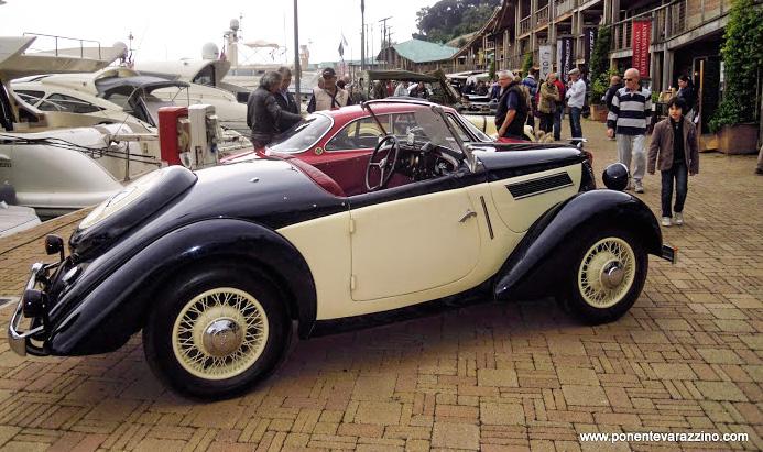 Marina di Varazze, classic cars