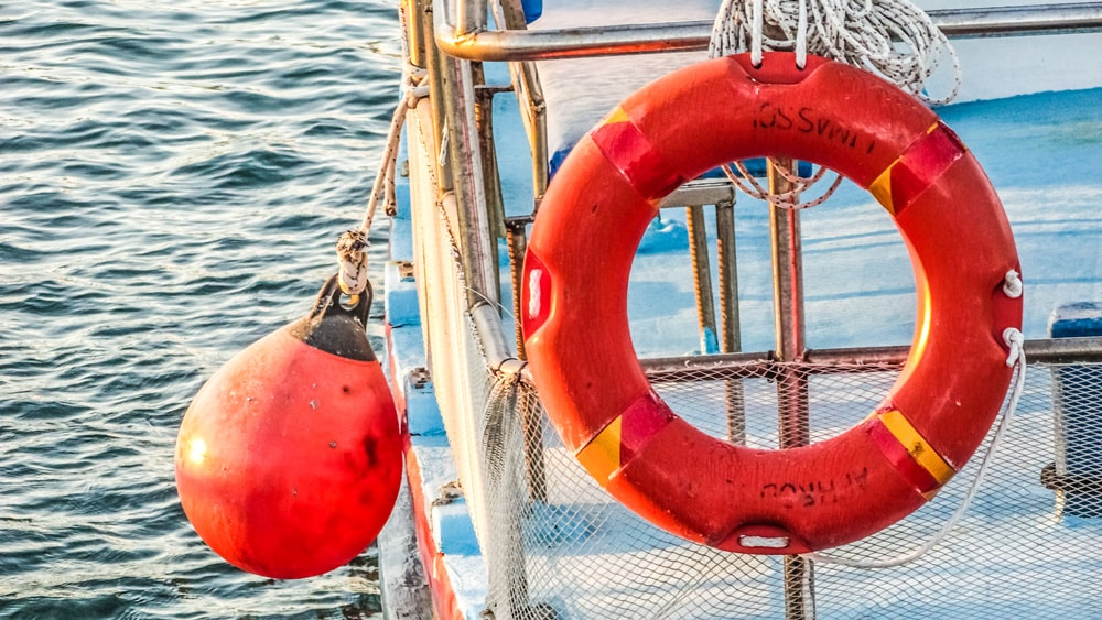 maritime safety equipment