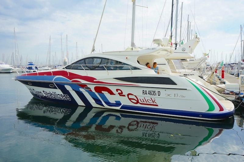 Quick MC2 X, boat