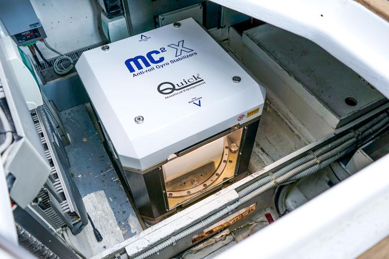 Quick MC2 stabilizer