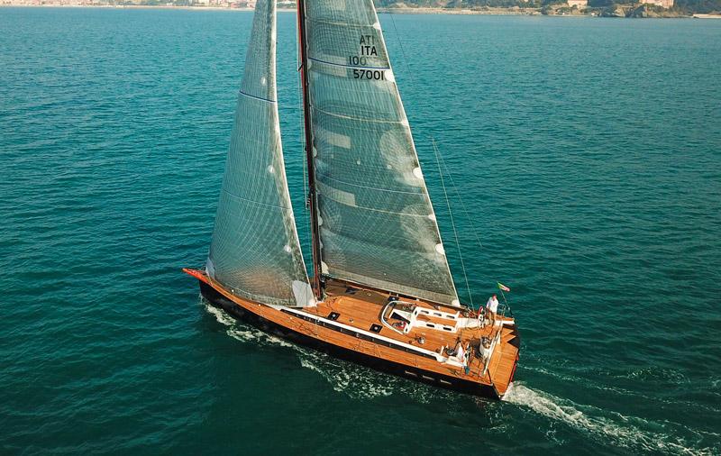 Gulliver 57, performances at sea