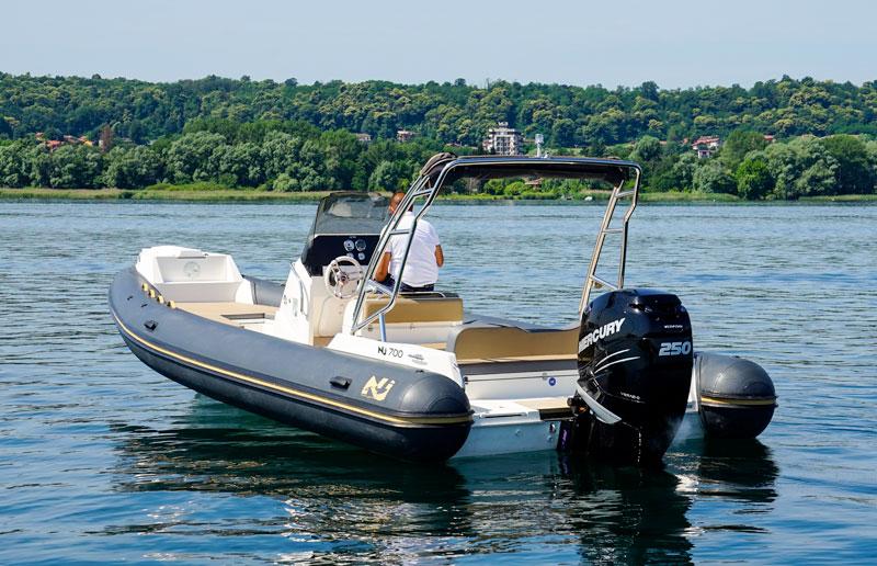Nuova Jolly 700 XL-Mercury Verado 250