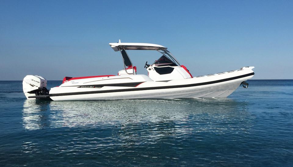 Ranieri International Cayman 38.0