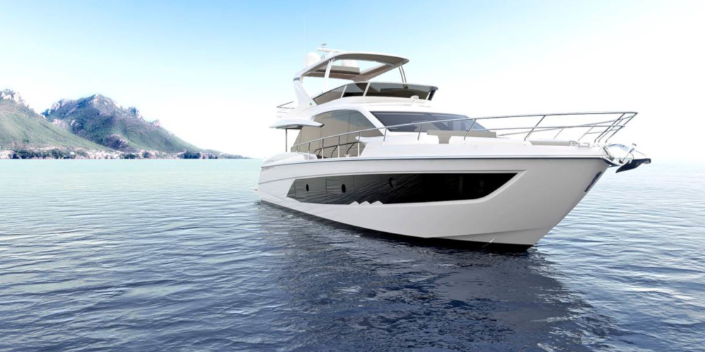 Absolute Yachts 62 Fly