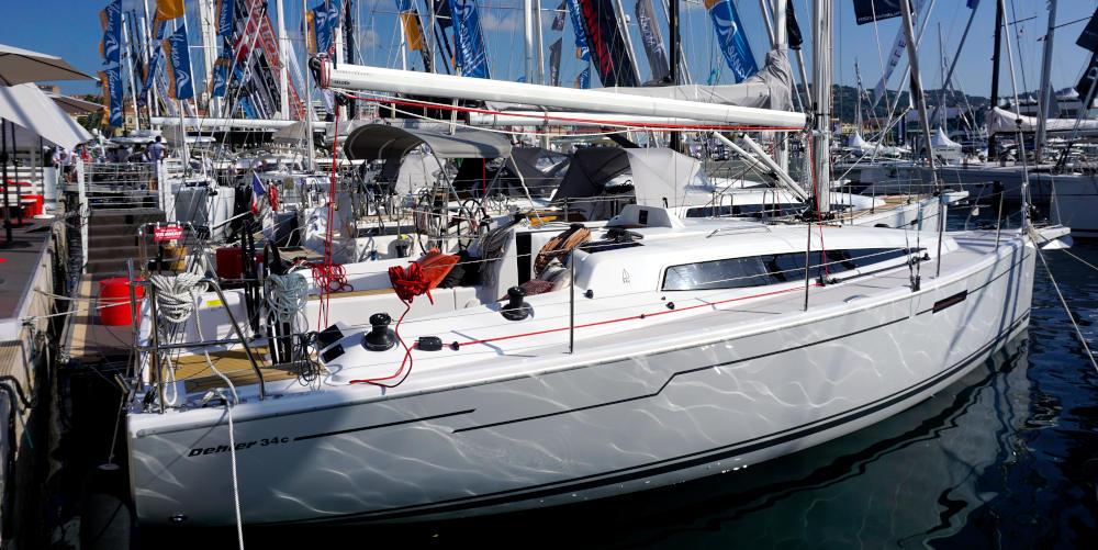 Dehler 34 in Cannes