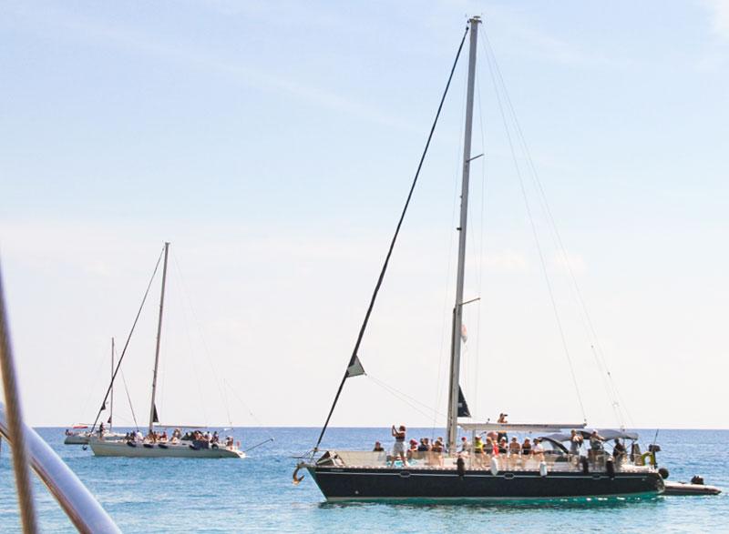 Day Charter, Greece