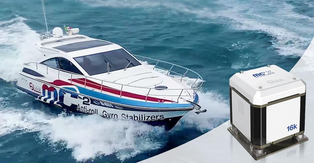 Quick MC2X, Genoa Boat Show