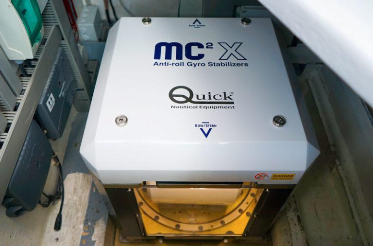 Quick MC2X stabilizers