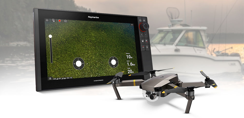 Raymarine Axiom UAV