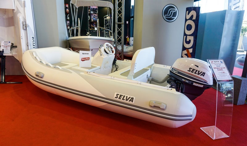 Selva Marine Genoa Boat Show 2