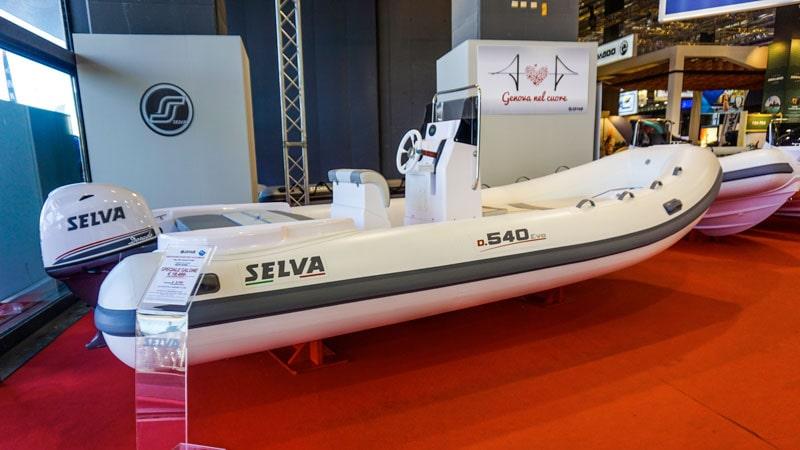 Selva Marine at Genoa Boat Show
