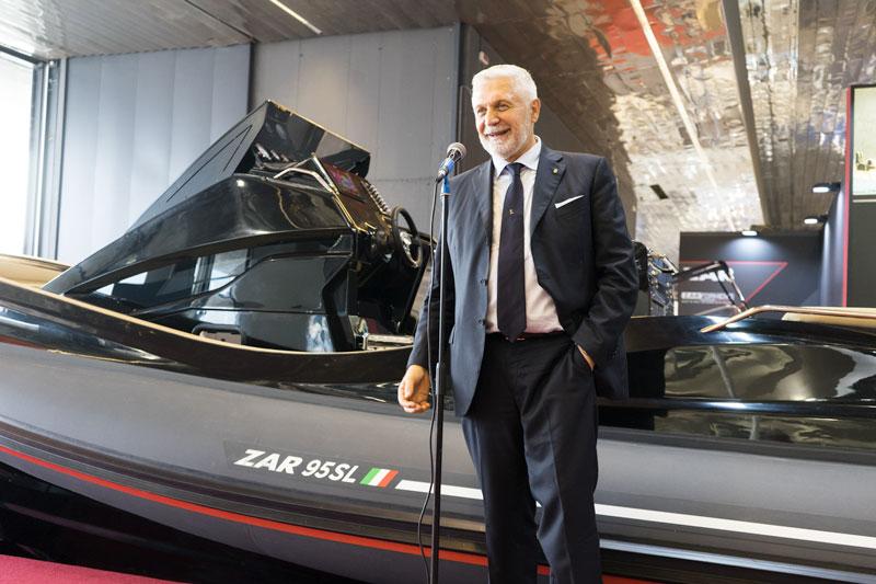 Zar 95 SL Pietro Formenti