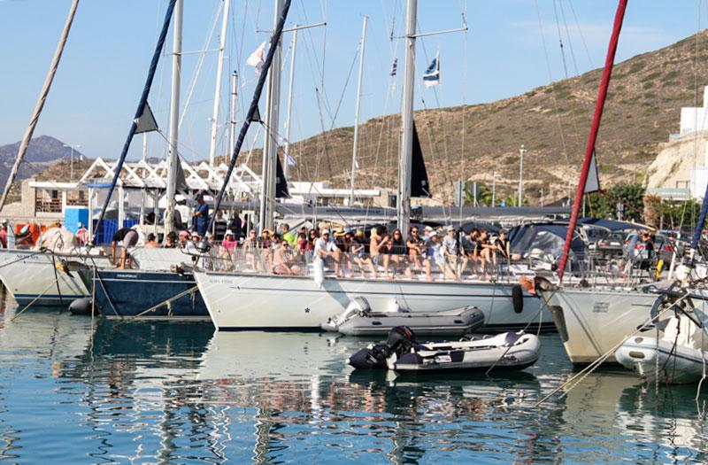 day charter, sailboats
