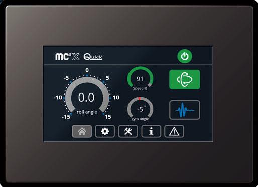 MC2X TouchRemoteControl