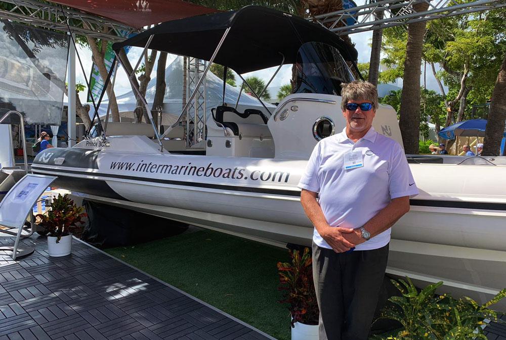 Nuova Jolly Intermarine Boats
