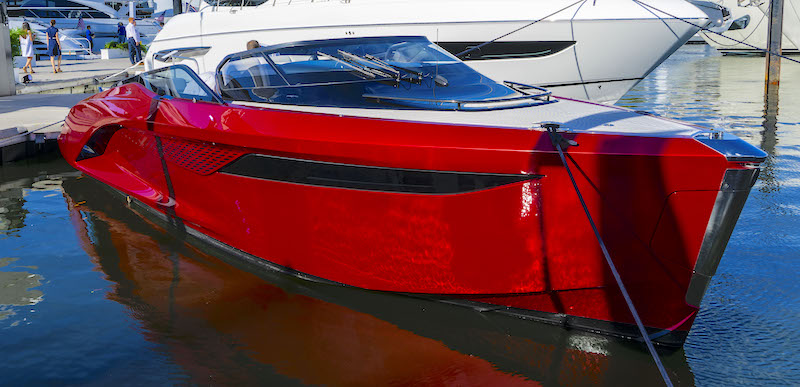 Princess Yachts Prince R35