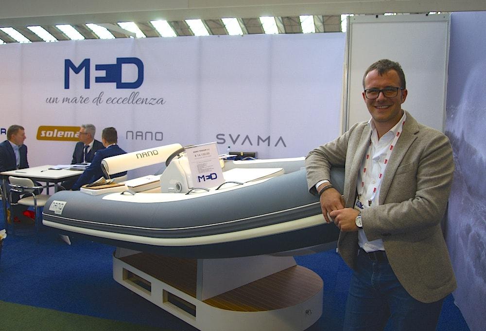 Med Group Nano 3.2, MetsTrade