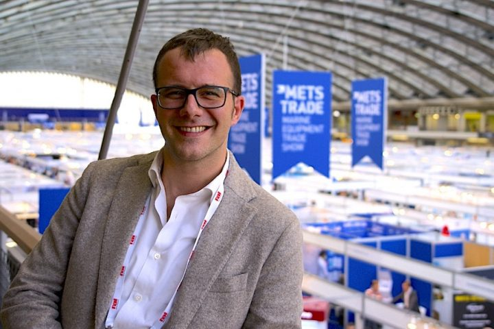 Med Group at MetsTrade, Luca Galimberti