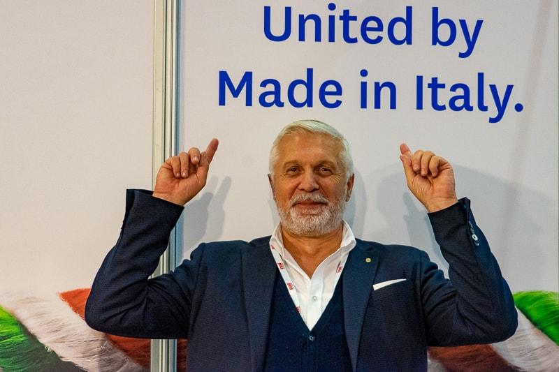 Piero Formenti, Zar Formenti