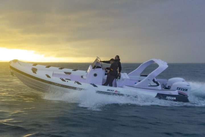 Selva Marine D.900 Special