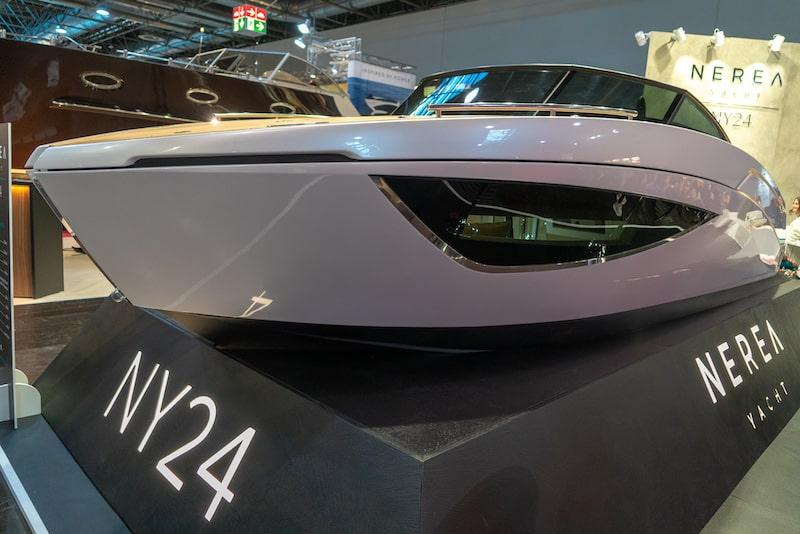 Nerea Yacht NY24 at Boot Dusseldorf