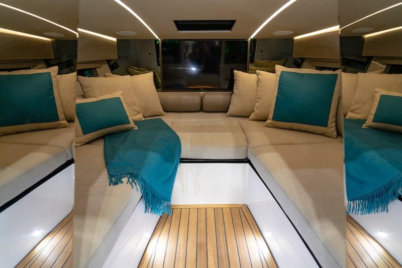Nerea Yacht NY24 interiors