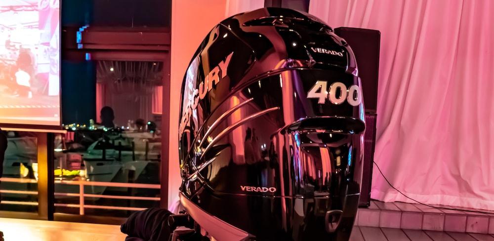 Mercury Verado 400