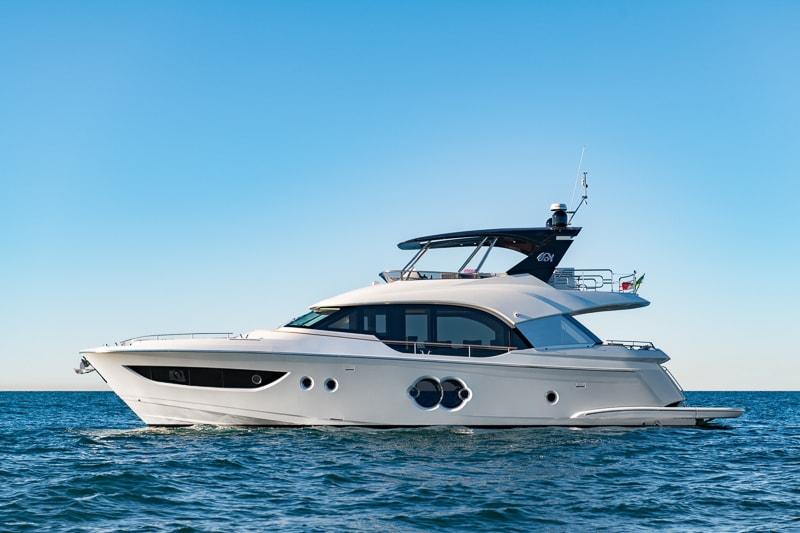 Montecarlo Yachts MCY 70, navigation