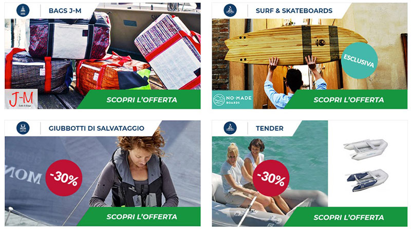 tribordo offers