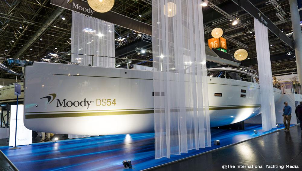Moody 54 DS
