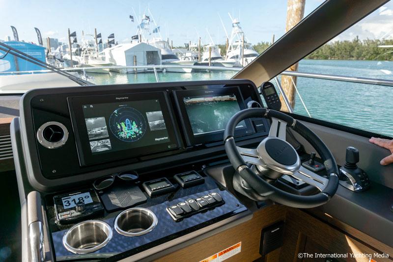 Volvo Penta Electronic Vessel Control