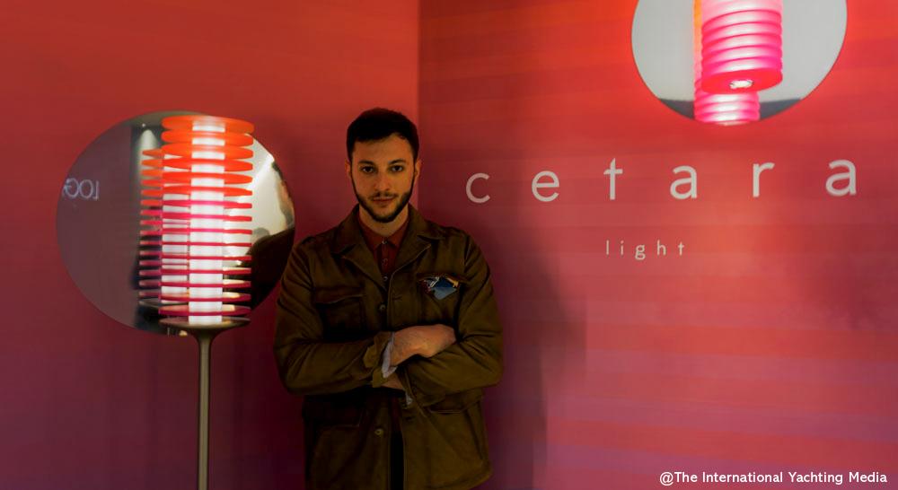 Alessio Abagnale Designer of Cetara