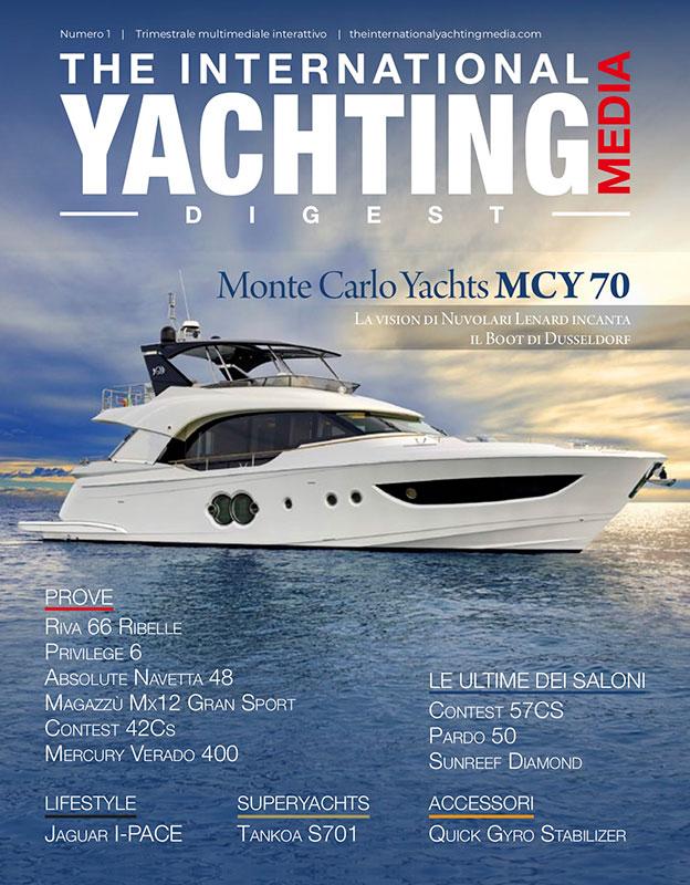 The International Yaching Media Digest April 2019